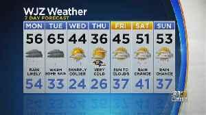 Meteorologist Chelsea Ingram Has Your Final Sunday Night Forecast [Video]
