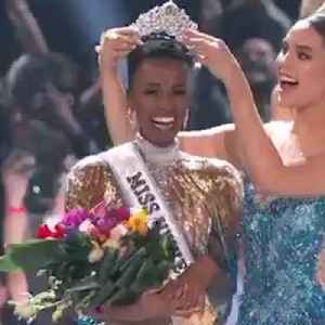 Miss South Africa, Zozibini Tunzi crowned Miss Universe 2019 [Video]