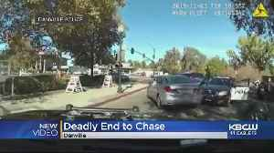 New Video Shows Climax Of 2018 Chase, Fatal Police Shooting In Danville [Video]