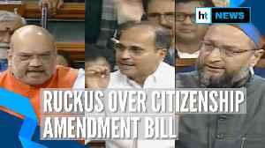 Amit Shah tables Citizenship Amendment Bill in Lok Sabha: Who said what [Video]