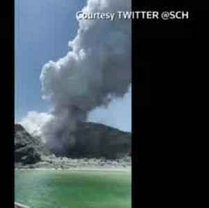 News video: At least five dead after New Zealand eruption