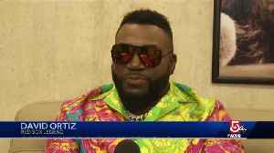 David Ortiz makes first public appearance in DR since shooting [Video]