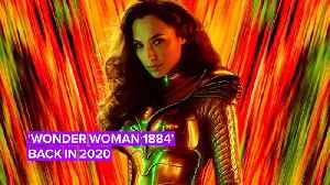 Everything we learned from the 'Wonder Woman 1984' trailer [Video]