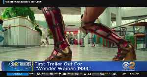 First Trailer For 'Wonder Woman 1984' [Video]