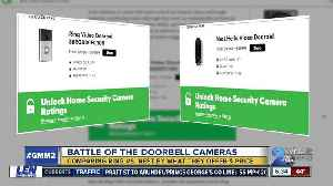 Battle of the doorbell cameras [Video]