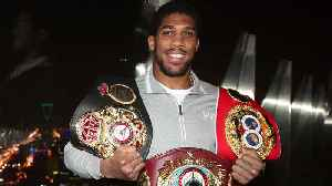 Anthony Joshua: What next for the world heavyweight champion? [Video]