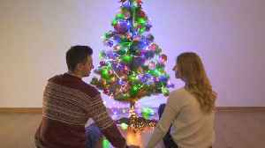 News video: This Is Why Non-Stop Holiday Movies Are So Popular