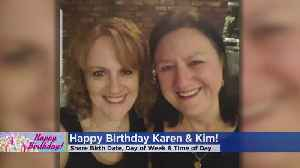 Same Birth Date, Same Time: Minnesota Mother & Daughter Celebrate Very Special Birthday [Video]