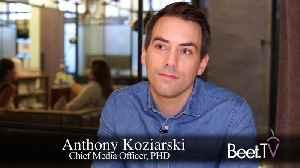 From 'Negative Reach' To Positive Results: PHD's Koziarski [Video]