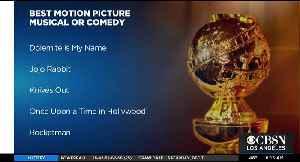 News video: Netflix Dominates Best Film Categories