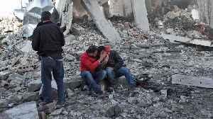 Syria: More than a dozen killed in Idlib air raids [Video]