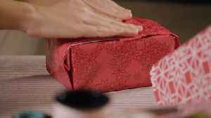 Poorly-Wrapped Gifts Get a Better Response [Video]