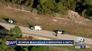 UPDATE: Miner Road reopens in Boynton Beach following death investigation [Video]