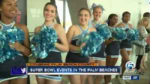 Super Bowl 54 events in Palm Beach County [Video]