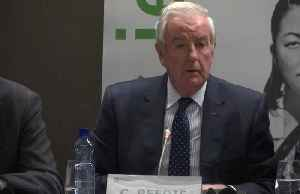 News video: Russia banned for four years confirms WADA president Reedie