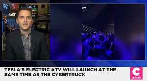 Tesla Will Launch Electric ATV and Cybertruck at the Same Time [Video]