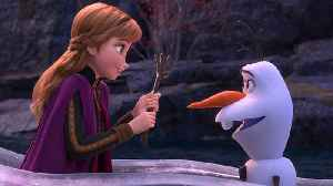 News video: 'Frozen 2' Soundtrack Tops the Billboard 200 Albums Chart | Billboard News