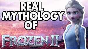Frozen 2 vs Real Norse Mythology [Video]