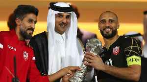 Gulf Cup: Bahrain stun Saudi Arabia 1-0 to lift first title [Video]