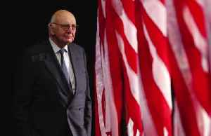 Former Fed Chief Paul Volcker, inflation tamer, dies [Video]