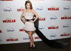 Anna Kendrick had to learn to ice skate for Noelle role [Video]