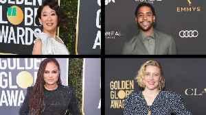 Golden Globes Flub On Diversity Again [Video]