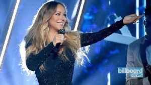 News video: Jonas Brothers' 'Like It's Christmas' & Mariah Carey's 'Merry Christmas' Make Waves on the Charts   Billboard News