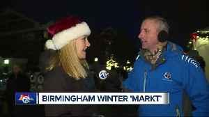 7 In Your Neighborhood: Lighting Birmingham's Christmas tree [Video]