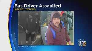 Port Authority Looking For Man Who Punched Bus Driver [Video]