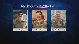 3 Minnesota Families Planning Memorial Services For Guardsmen Killed In Chopper Crash [Video]