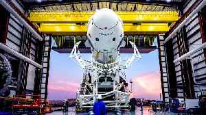 The Race to Get SpaceX's Crew Dragon Off the Ground [Video]
