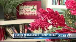 Creating an Alzheimer's Friendly Holiday [Video]