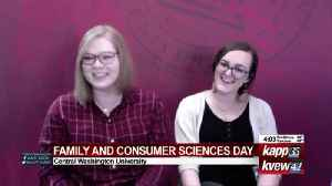 Family and Consumer Sciences Day in Washington state [Video]
