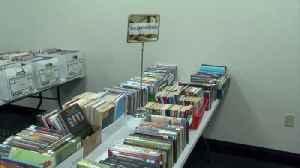 Holiday Book Sale underway at Vigo County Public Library [Video]