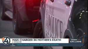 Spokane man charged in mother's heroin overdose death [Video]