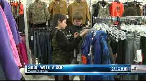 Worth County's Shop with a Cop [Video]