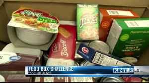 Food Box Challenge [Video]
