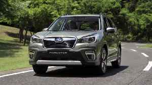 New Subaru Forester ECO HYBRID Safety systems [Video]