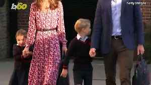 Kate Middleton Doesn't Just Like to Watch Tennis [Video]