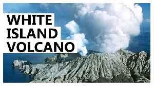 News video: White Island volcanic eruption explained