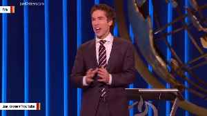 Joel Osteen's Twitter Account Reportedly Blocked Sandy Hook Mom After Criticism [Video]