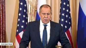 Russian Foreign Minister Sergey Lavrov: 2016 US Election Has 'Nothing To Do With Us' [Video]