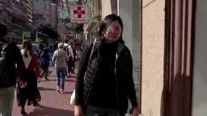 HK journalist seeks justice after losing right eye [Video]