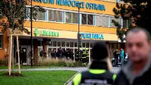 Six shot dead in Czech hospital attack [Video]