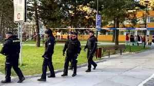 Gunman kills six in Czech hospital, then shoots himself [Video]