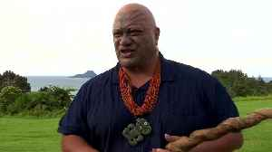 "News video: Maori leader says volcano tragedy a ""sad time"" for NZ"