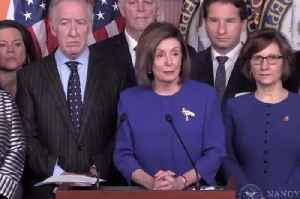 BREAKING: Speaker Pelosi Announces Plan To Pass Trump's USMCA Trade Deal [Video]