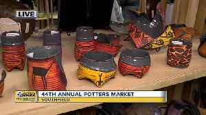 44th Annual Potters Market with guest artist Thomas Harris [Video]