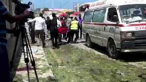 Al Shabaab militants attack hotel in Somali capital [Video]