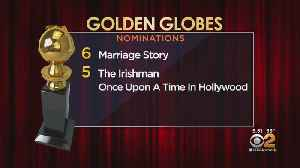 Golden Globe Award Nominations Revealed [Video]
